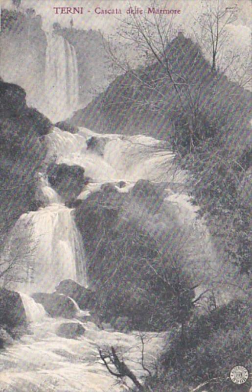 Italy Terni La Cascala delle Marmore 1928