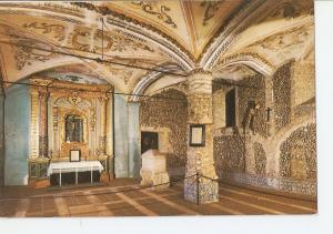 Postal 025584 : Iglesia de San Francisco - Capilla de los Huesos siglo XVI. E...