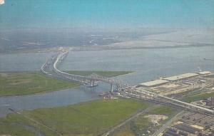 Cooper River Bridges , CHARLESTON , South Carolina , 50-60s #2