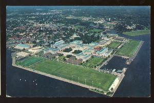 Annapolis,Maryland/MD Postcard, Aerial View Of United States Naval Academy