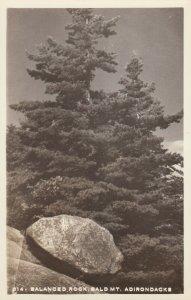 RP: ADIRONDACKS , New York, 1930-40s ; Balanced Rock , Mt Baldy