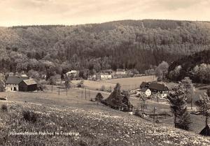 Hoehenluftkurort Holzhau im Erzgebirge Gesamtansicht Panorama