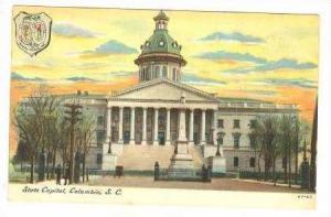 State Capitol, Columbia, South Carolina, 00-10s