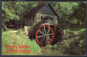 Ol' Mill Stream,Spook Cave,IA BIN