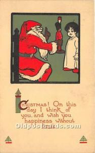Santa Claus Christmas 1913