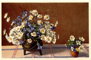 Flowers -  Chrysanthemum                             (Thor & Gyger #3042)