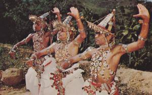 Kandyan Dancers , Ceylon ,  50-60s