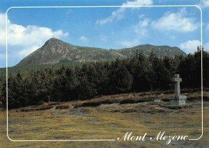 France Mont Mezenc Au Premier Plan La Croix de Peccata Postcard