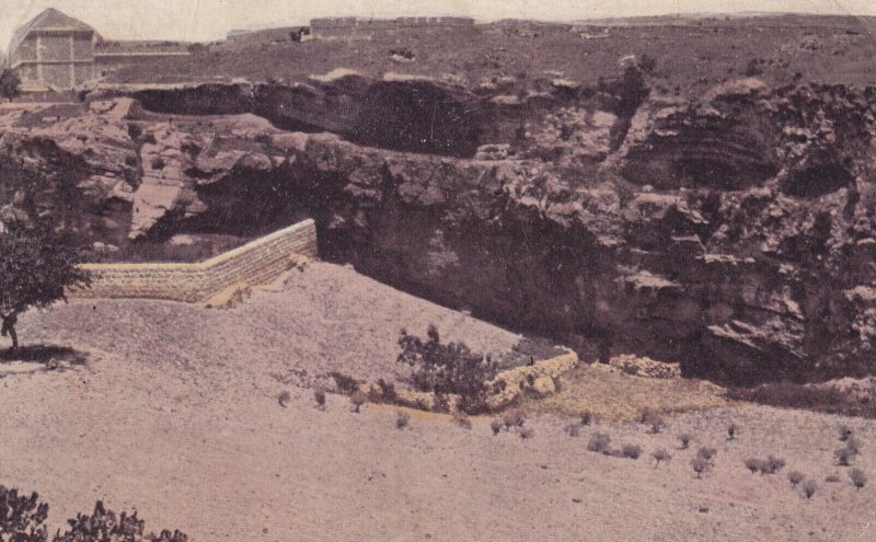 PALESTINE, Israel, 1900-1910s; The New Calvary