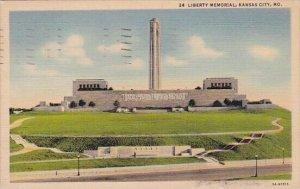Liberty Memorial Kansas City Missouri 1937