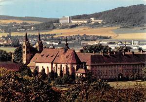 Hoexter Weser Schloss Corvey u. Weserberglandklinik Castle