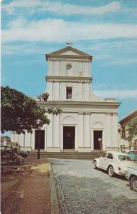 Santa Iglesia Cathedral - San Juan PR, Puerto Rico