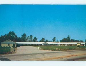 Pre-1980 MOTEL SCENE Norfolk Virginia VA hk1142