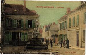 CPA VILLERS-COTTERETS La diane (159113)
