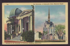 Heinz Memorial Chapel,University of Pittsburgh