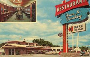 SD - Sioux Falls. Town 'n' Country Restaurant