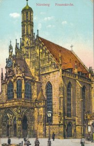 Germany - Nürnberg Frauenkirche 03.27