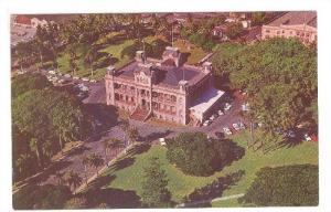 Iolani Palace, Perserving memories of former monarchs of Hawaii, Now 50th Sta...