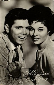 CPM Cliff Richard en Carole Gray, SINGER (768492)