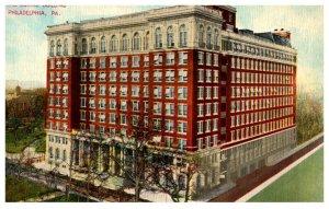 Pennyslvania Philadelphia  Curtis Building