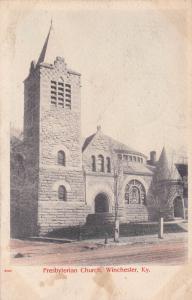 Presbyterian Church, Winchester, Kentucky, 1900-1910s