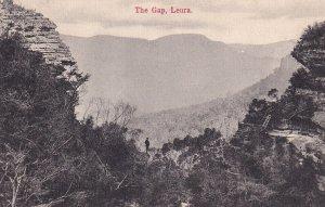 LEURA, New South Wales, Australia, 1900-1910's; The Gap
