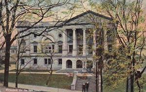 The State Library Richmond Virginia 1908