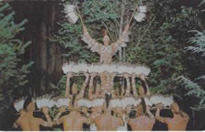 Cherokee Indian Eagle Dance, Outdoor Drama Unto These Hills, Cherokee, Nort...