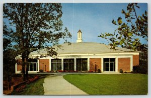 Jackson Mississippi~Belhaven College~Heidelberg Health & Recreation Center~1960s