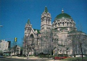 Saint Louis Cathedral Saint Louis Missour