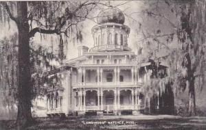 Mississippi Natchez Longwood Albertype