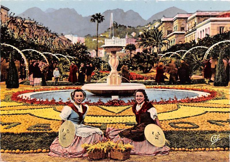 Menton - Jardin Public