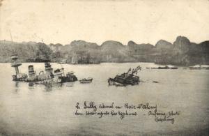 CPA Vietnam Indochine Vue Générale (100063)
