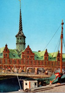 Denmark Copenhagen The Stock Exchange