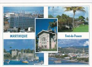Martinique Fort de France Multi View