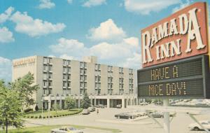 CORAOPOLIS , Pennsylvania , 1950-60s ; Ramada Inn