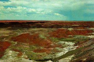 Arizona The Painted Desert