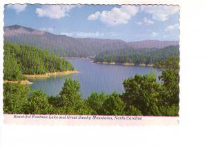 Fontana Lake, Great Smoky Mountains,  North Carolina, Photo Walter Cline
