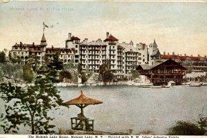 NY - Mohonk Lake. Mohonk Lake House
