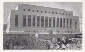 United States Mint, San Francisco, California, 1920-1940s