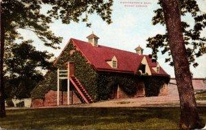 Virginia Mount Vernon Washington's Barn
