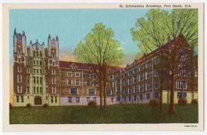 St Scholastica Academy, Fort Smith AR