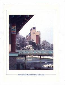 Sheraton Walker Hill Hotel & Towers, Seul, South Korea, PU-1995