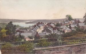PENRYN, Cornwall, England, 1900-1910's; Penryn From Railway Station