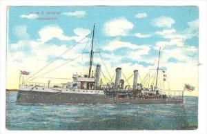H.M.S. SPEEDY (Gunboat), 00-10s