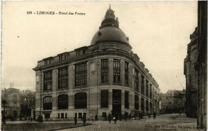 CPA LIMOGES - Hotel des Postes (390756)