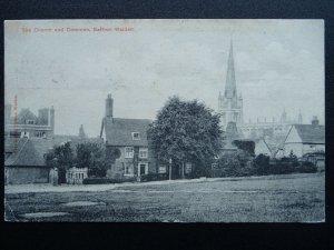 Essex SAFFRON WALDEN The Church & Common c1905 Postcard by Hart & Son