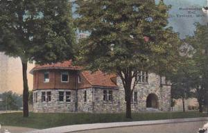 Michigan Ypsilanti Strakweather Hall