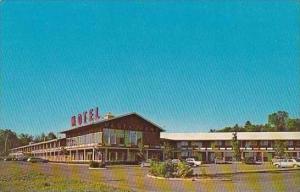 Canada New Brunswick Eden Rock Motor Hotel