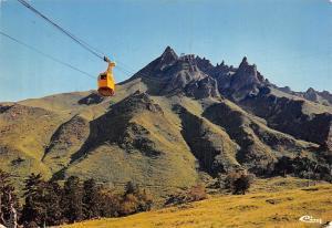 France Le Mont Dore Le Puy de Sance, Cable Car Mountain
